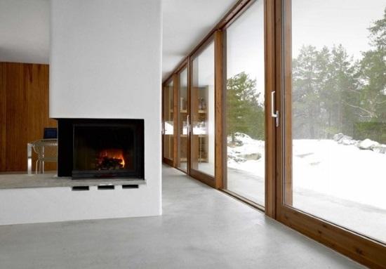 Скління тераси холодними розсувними констуркціямі